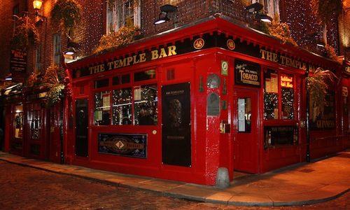 Viajar a Dublin – Restauracion y Shopping