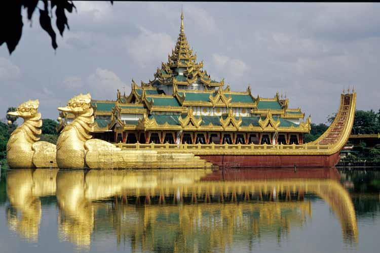 Video documental de Birmania