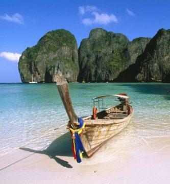 Viajar a Tailandia y disfrutar de sus playas