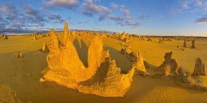 Parque Nambung - Desierto de los Pináculos