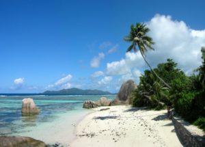 Playa más original del mundo - Anse Source d'Argent