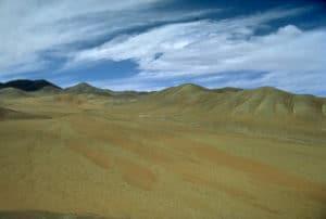 El desierto mas seco del mundo