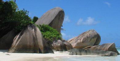 Una de las playas más bonitas del mundo - Isla La Digue