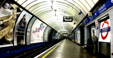 Metro más antiguo del mundo
