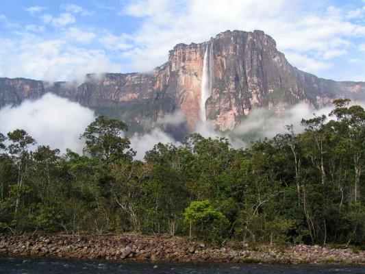 La cascada más grande del mundo