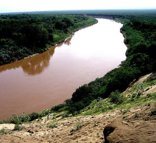 El rio más profundo del mundo