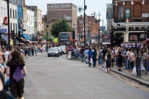 viajar a Londres camden Town