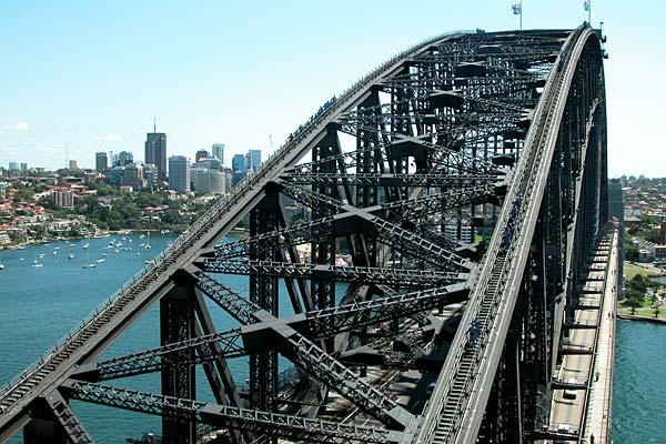 El puente más ancho del mundo