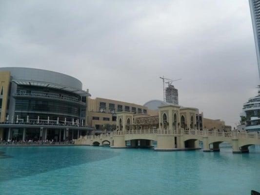 Dubai Mall - El centro comercial más grande del mundo