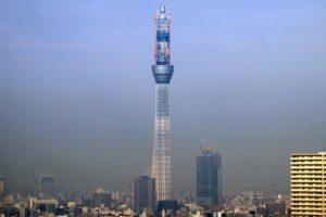 La torres de comunicaciones mas alta del mundo
