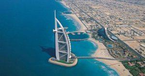 El hotel más lujoso del mundo - Burj Al Arab