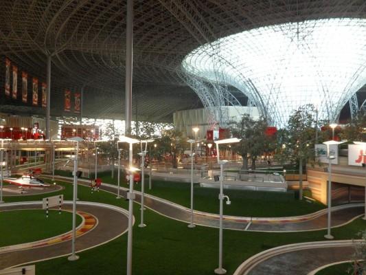 Abu Dabhi - Circuito de Formula 1