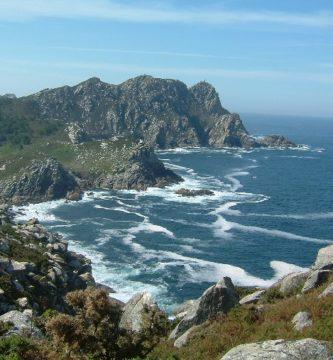 Ecoturismo en España - Islas Cies - Galicia