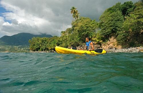 Actividades acuáticas ecoturismo - Kayak