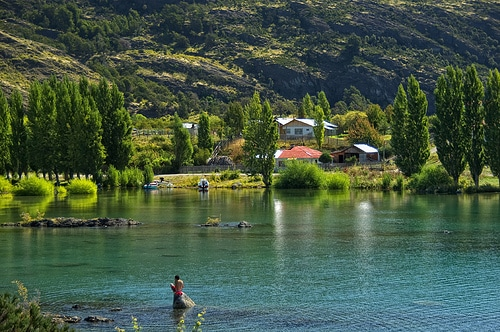 Actividades acuáticas ecoturismo - Pesca recreativa