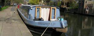 Canal de Regent's Canal
