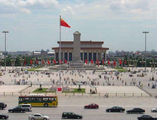 Plaza tian'anmen - la plaza mas grande del mundo