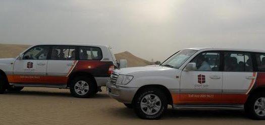Viajar a Dubai ( Parte III ) : excursión 4×4 al desierto