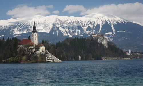 Isla de Bled (Eslovenia)