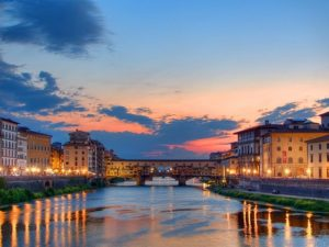 Aperitivo en Italia