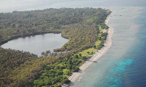 Las Islas Gili, en Indonesia