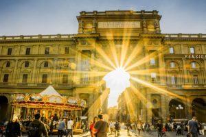 Aperitivo en Florencia