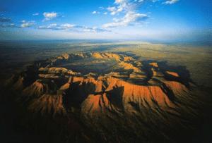 crater mas grande del mundo