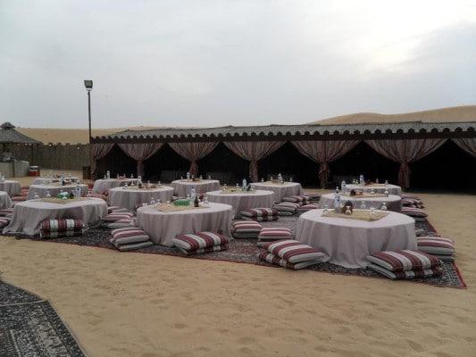 Excursión al desierto - Viajar a Dubai