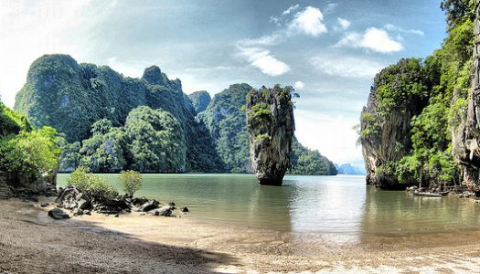 Isla Ko tapu (Tailandia)