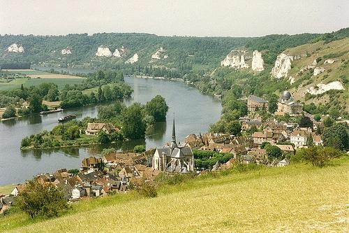 Les Andelys - Normandia
