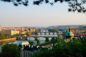 Viajar por Europa - Praga