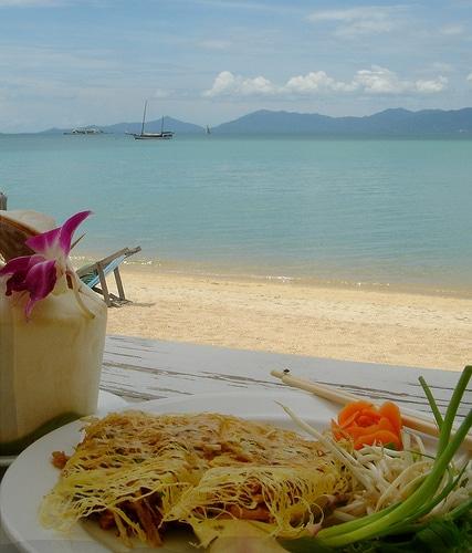 Pad Thai & Coconut