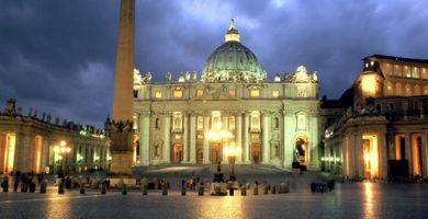Viajar por Europa - Roma - S. Pietro