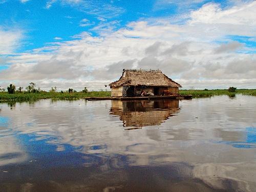 El rio mas largo del mundo - Rio Amazonas