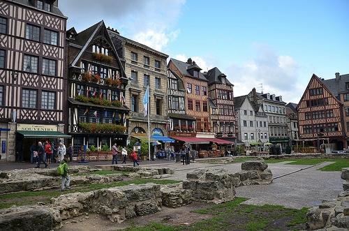 Rouen - Normandia