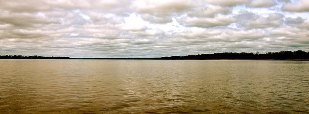 Amazonas - el río más largo del mundo