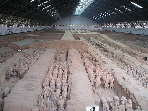 Xian - Terracotta Army