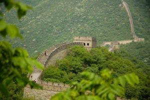 viajar a china y ver la gran muralla china