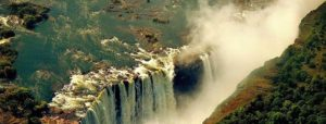La catarata mas grande del mundo
