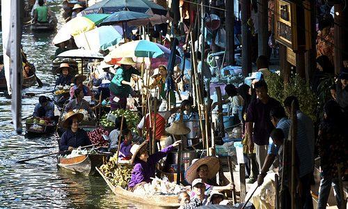 Un paseo por Bangkok – organizando nuestro viaje