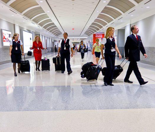 Aeropuerto con mas volumen de pasajeros