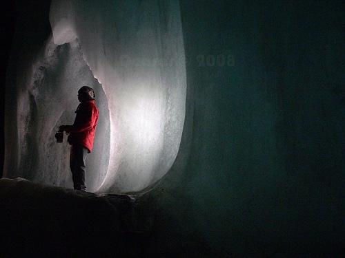 cuevas de hielo más grandes del mundo