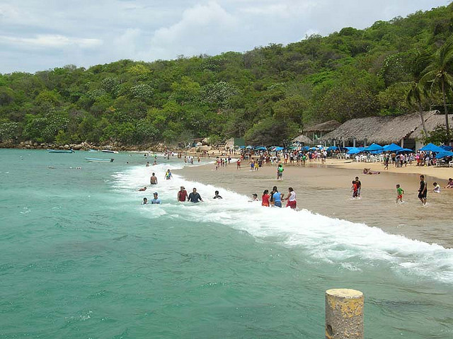 Isla de la Roqueta - Acapulco