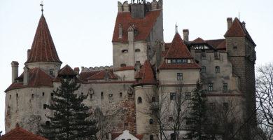 El Castillo del conde Drácula