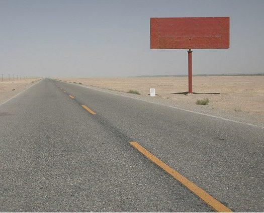 Taklimakan - la autopista más larga del mundo