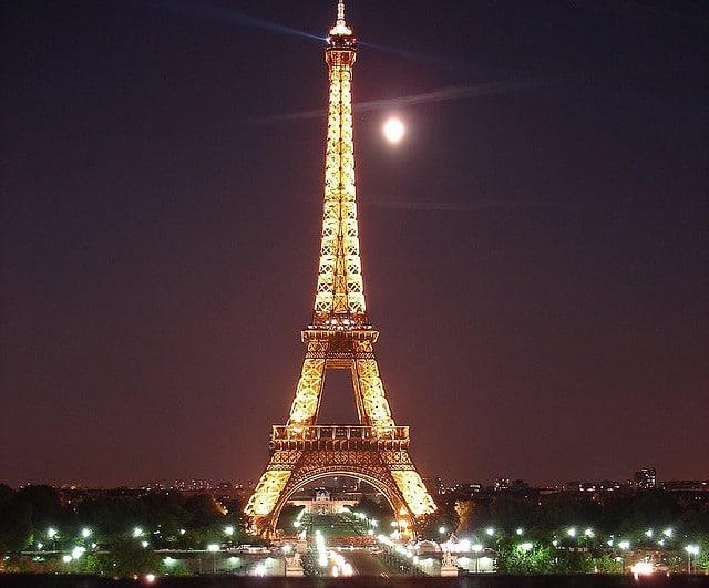 La Torre Eiffel - París