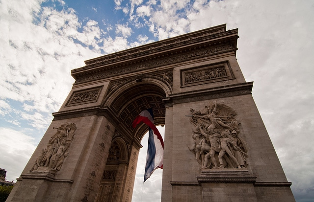 El Arco del Triunfo