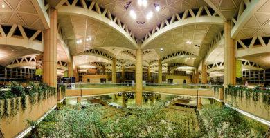 El aeropuerto más grande del mundo