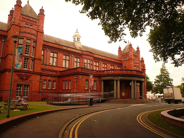 Manchester: Whitworth Art Gallery