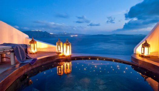 Andronis Luxury Suites, el mejor hotel para disfrutar en pareja